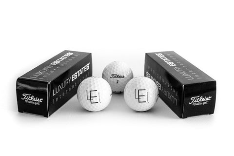 Golf Balls (Sleeve of 3)