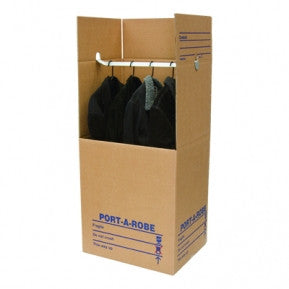 Port-A-Robe Storage Box