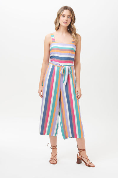 Millie Cruise Stripe Jumpsuit