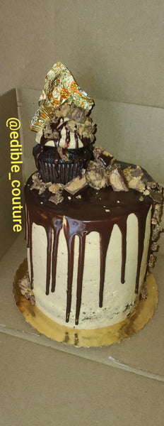 Reese Peanut Butter Cake