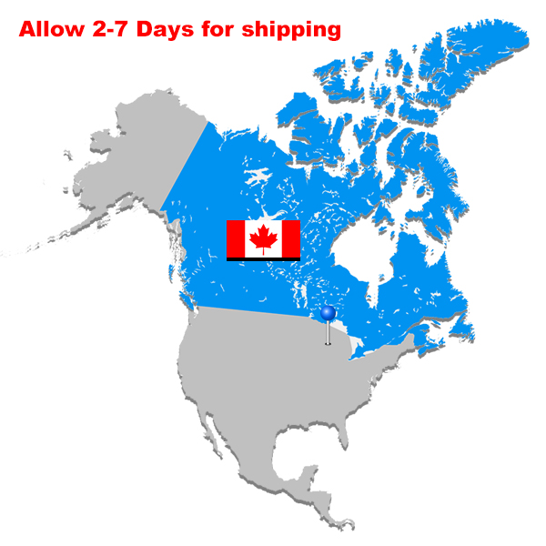 shipping estimate Vancouver