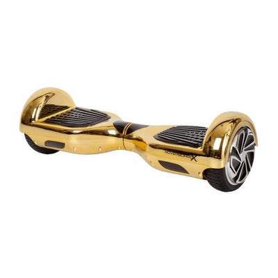 HoverboardX HBX-2 Bluetooth Hoverboard - UL 2272 - Gold