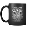 10 Reasons to Get with a Bartender Coffee Mug