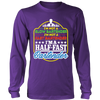 Half Fast Bartender Long Sleeve Shirt