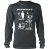 Bartenders Do It Like This Long Sleeve Shirt