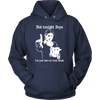 Not Tonight Boys Hoodie
