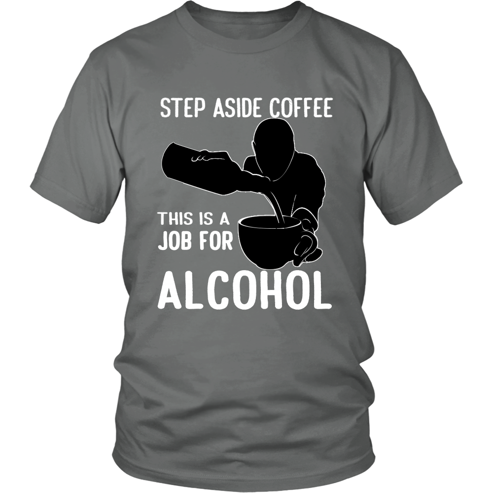 Step Aside Coffee Tshirt