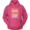 Bartender is Always Right Hoodie