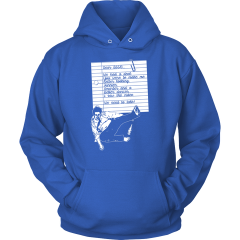 Dear Beer We Had a Deal Hoodie