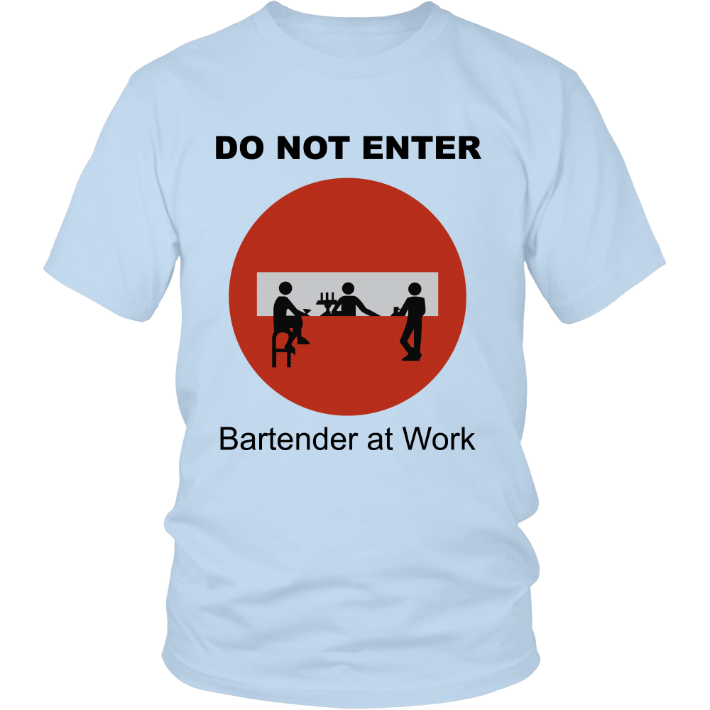 Do Not Enter Tshirt