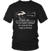 I'm Outdoorsy Insomuch as Tshirt