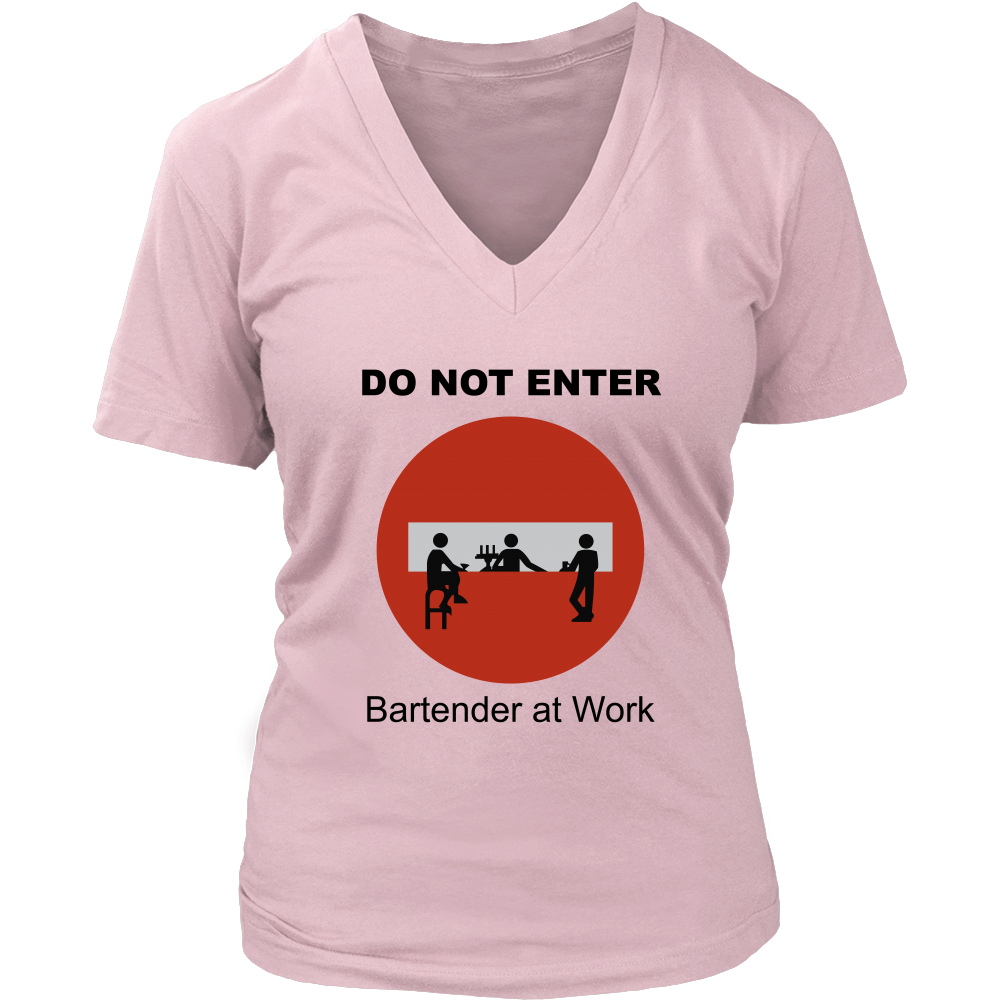 Do Not Enter Womens Tees