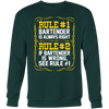 Bartender Is Always Right Sweatshirt