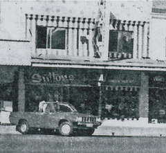 Suttons Jeanery from 1972 to 1980