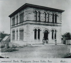 Old Shire Chambers in Dubbo