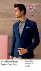 Regal Sports Coat By New England
