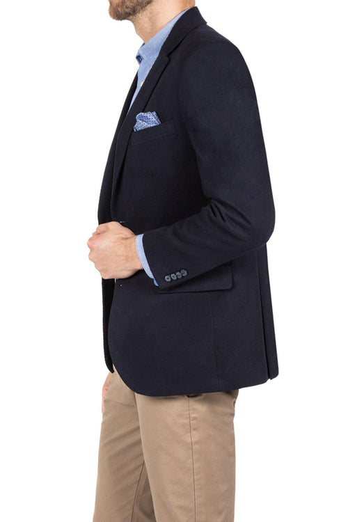 Blazer Vincent Jacket- Navy - Harry's for Menswear