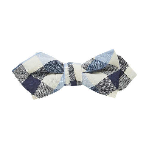 Buckle Plaid Bow Tie - Harry's for Menswear