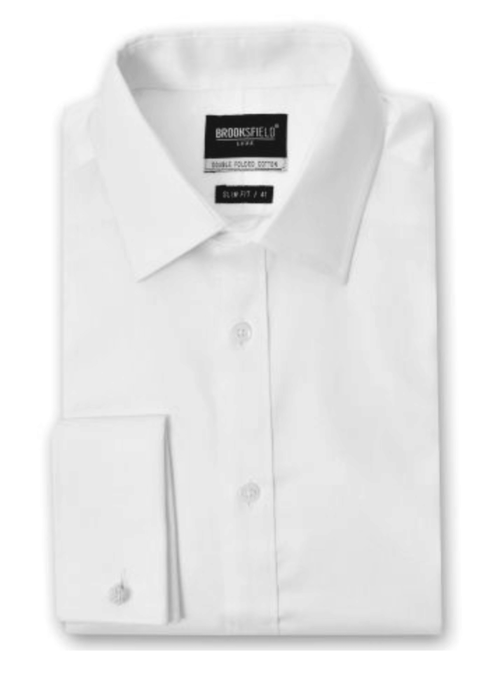 Brooksfield Luxe Business Shirt BFC1194 - Harry's for Menswear