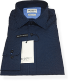 Brooksfield Luxe Business Shirt BFC1470NVY