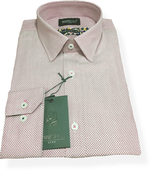 Brooksfield Luxe Business Shirt BFC1477-BER - Harry's for Menswear