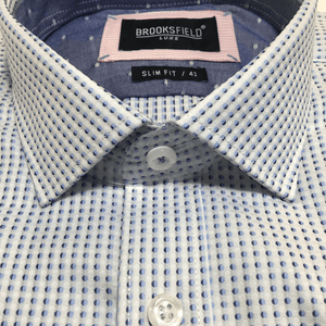 Brooksfield Luxe Dobby BFC1482 - Harry's for Menswear