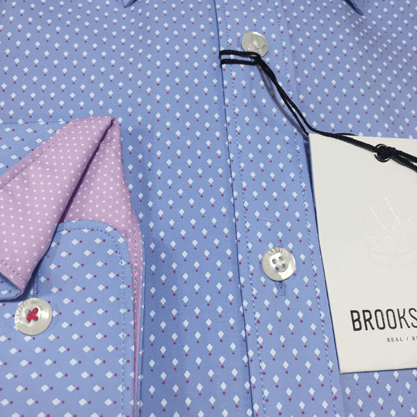Brooksfield BFC1516-Lt Blue - Harry's for Menswear