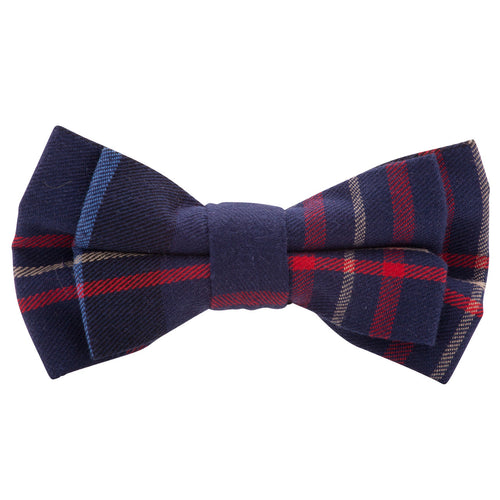 Buckle Tartan Bow - Harry's for Menswear