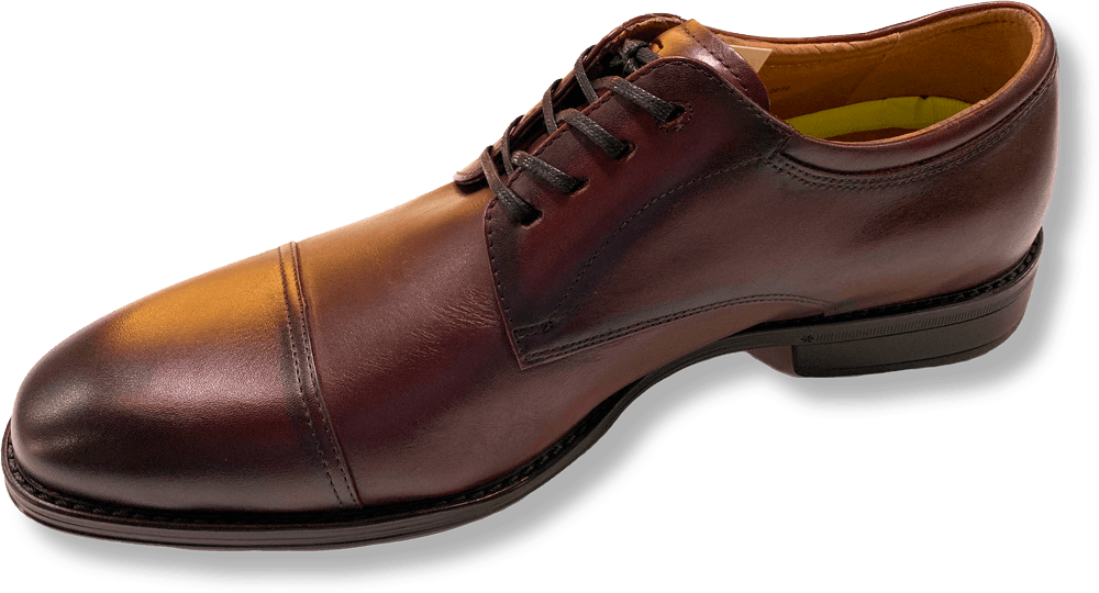 Florsheim Chateau Burgundy Shoe at Harry's for Menswear