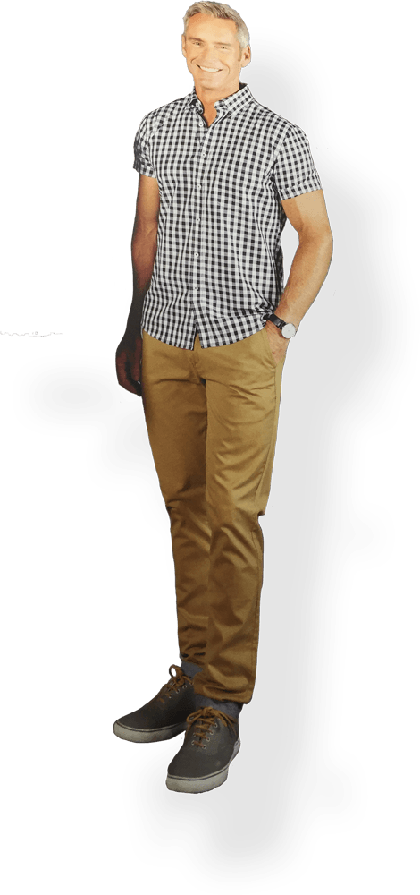 Career Mens Chino Pants - Harry's for Menswear