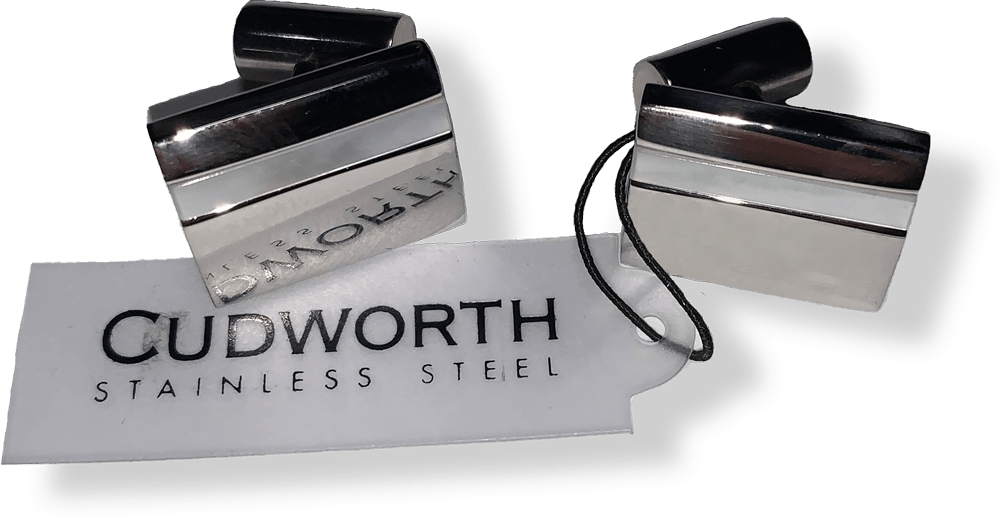 Cudworth Cufflinks 123 - Harry's for Menswear