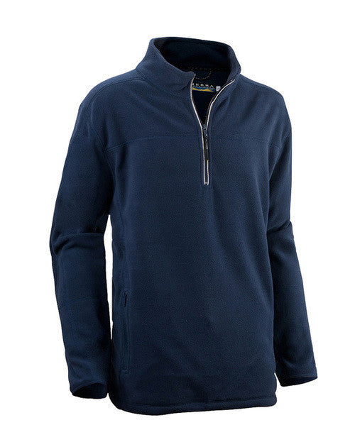 Crewman 1/2 Zip Polo Fleece - Harry's for Menswear