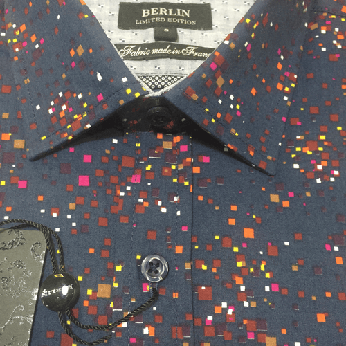 Berlin L/S Shirt L265 - Harry's for Menswear