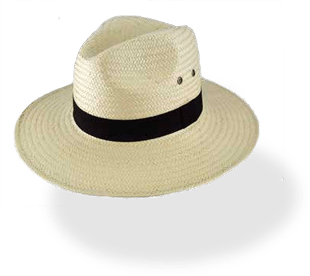 Avenel PaperBraid Wide Brim - Harry's for Menswear