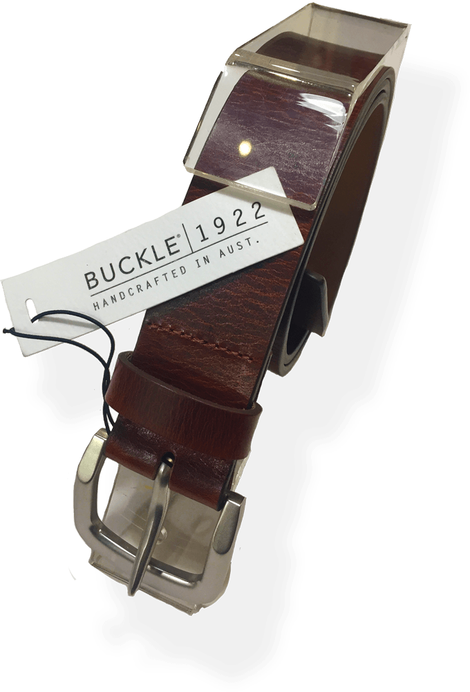 Bucket Swag 38mm Belt