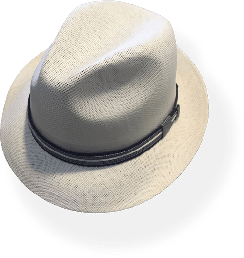 Avenel Paper Trilby - Harry's for Menswear