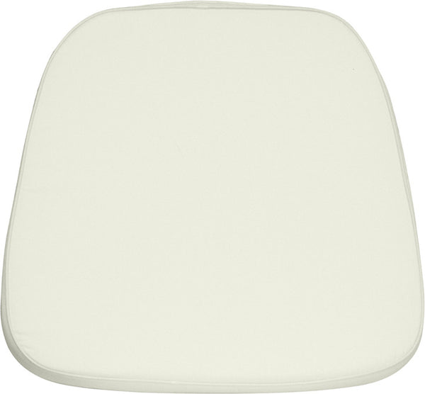 Soft Fabric Chiavari Chair Cushion