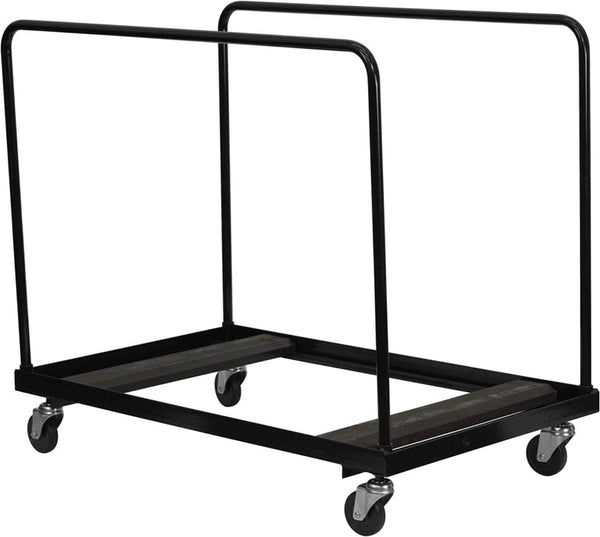 Folding Table Dolly for Round Folding Tables