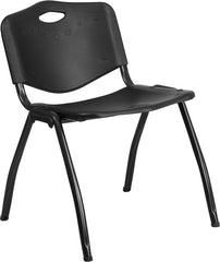 880 lb. Capacity Plastic Stack Chair