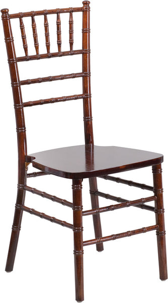 The Classic Fruitwood Wood Chiavari Chair