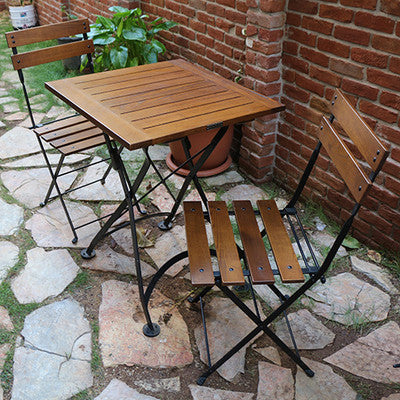 french bistro cafe chairs