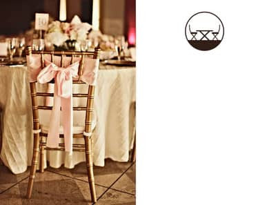 Metal Chiavari Chairs