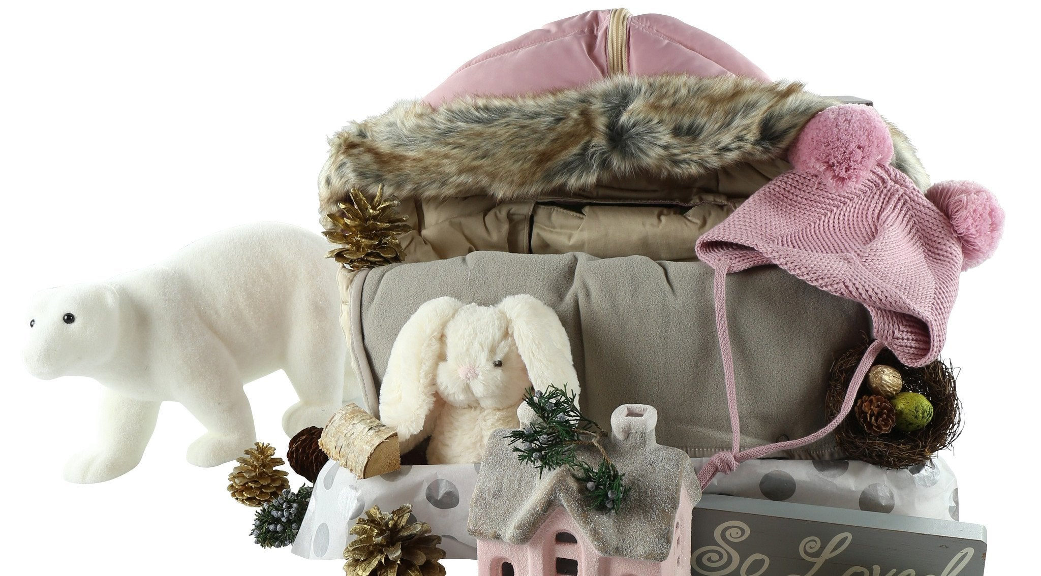 Winter Time - Baby Gift Sets