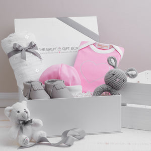 BABY GIRL GIFT BOXES