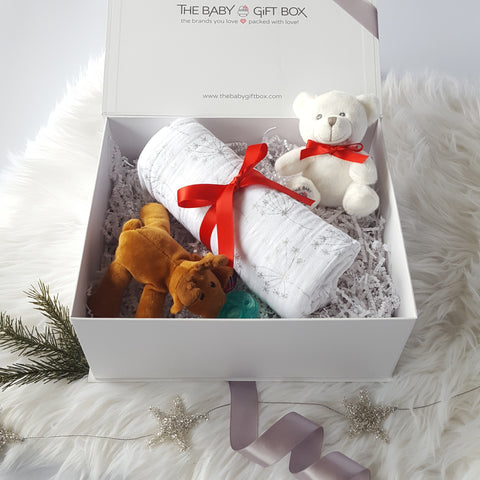 Holiday Charm | Baby Gift Set