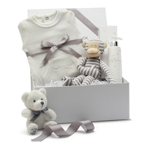 AW19 Baby Gift Set | Sweet Dreams | White