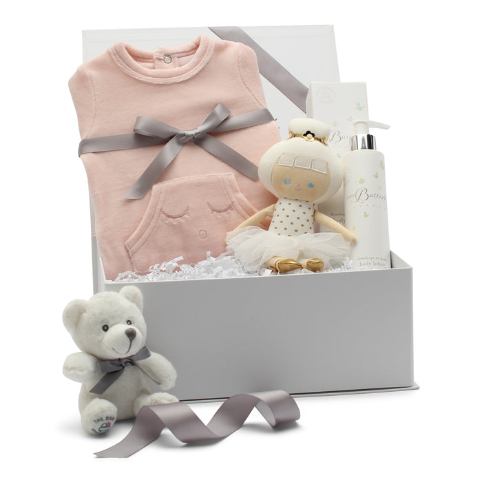 AW19 Baby Gift Set | Sweet Dreams | Pink