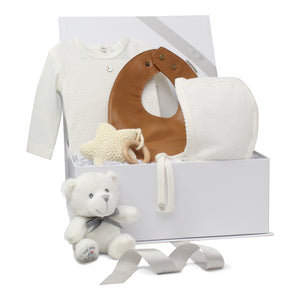 Baby Neutral Gift Set | Pointelle Pretty | Ivory White | SS21