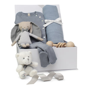 Baby Boy Gift Set | Fun Kissed | Blue | SS21