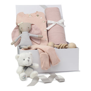 Baby Girl Gift Set | Fun Kissed | Pink | SS21